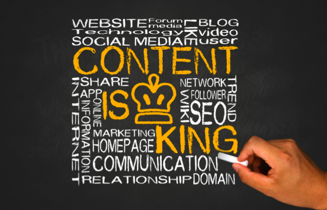 Content is king, seo tools