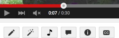 YouTube volume off