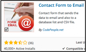 Contact Form to Email logo