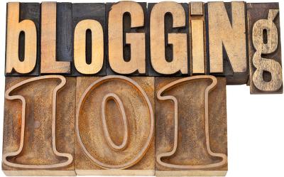 Blogging 101 400 px