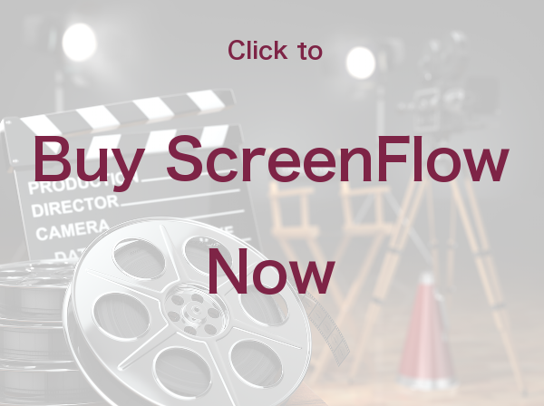 Click to Buy ScreenFlow Now