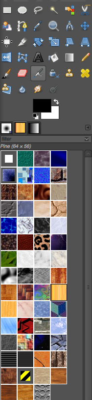 GIMP toolbox 2