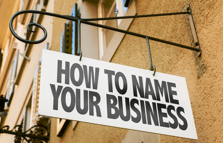 domain registration How to Name Your Business