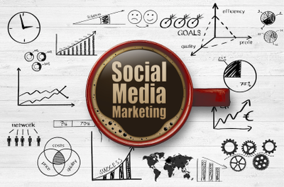 new website social-media-marketing-graphic