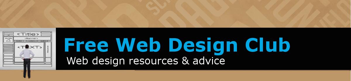 Free Web Design