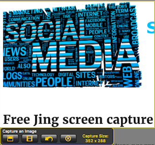screen capture jing-capture-an-image-of-social-media-logo
