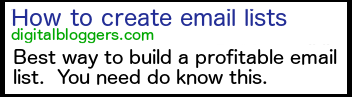 how-to-create-email-lists