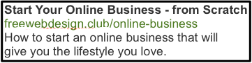 start-your-online-business-ad
